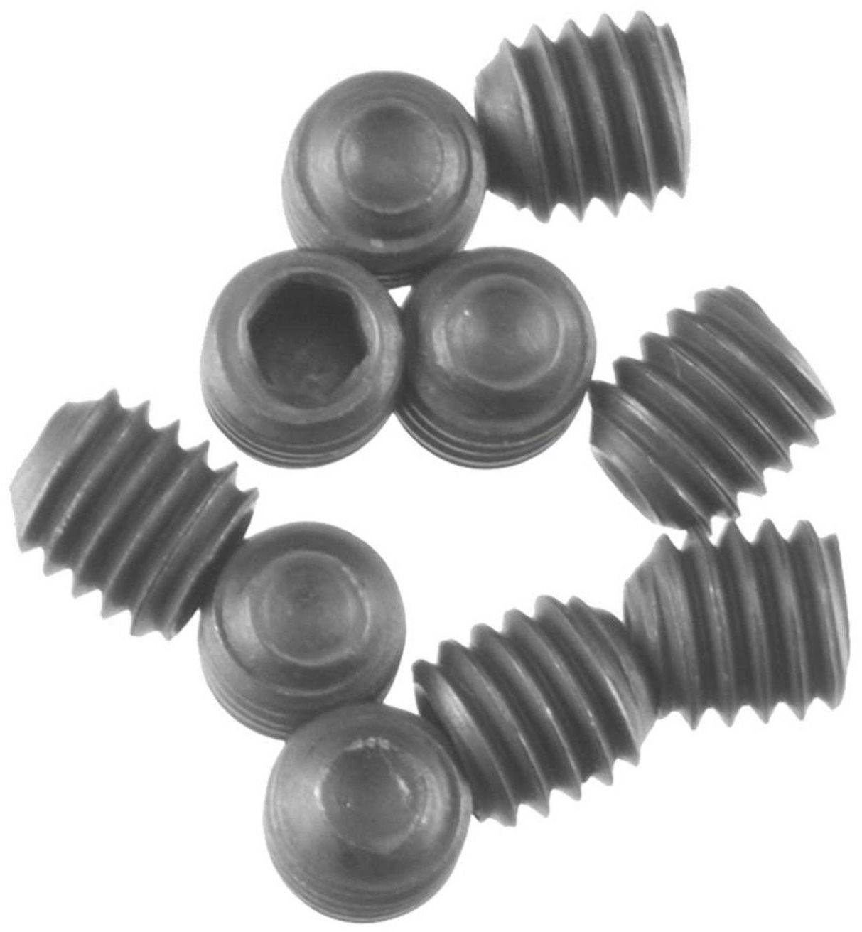 Axial Set Screw M3x3mm Black Oxide (10)