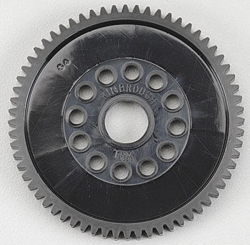 Kimbrough Products Spur Gear 32P 64T T-Maxx