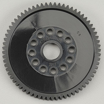 Kimbrough Products Spur Gear 32P 68T T-Maxx