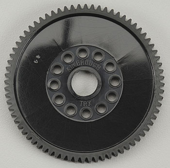 Kimbrough Products Spur Gear 32P 72T T-Maxx