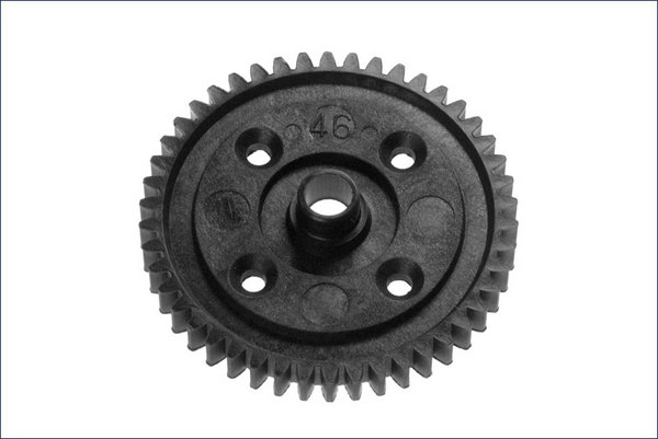 Kyosho Kyosho Plastic Mod1 Center Differential Spur Gear (46T)