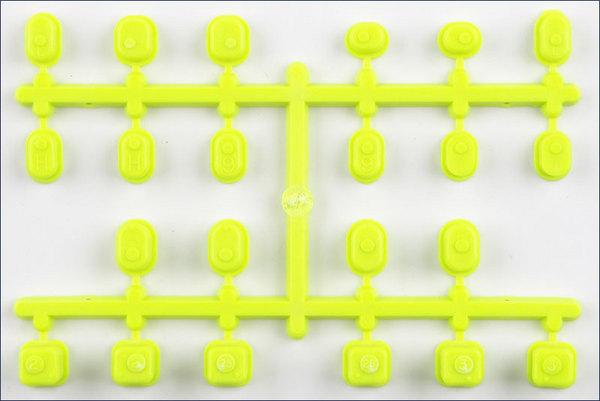 Kyosho Kyosho Suspension Bushing Set (Yellow)