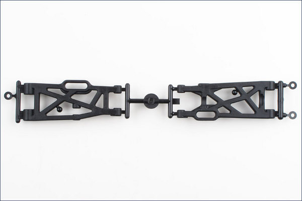 Kyosho Kyosho Front & Rear Lower Suspension Arm Set (ZX-5 FS2)