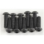 Button Head Screw M3x10mm (10)
