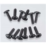 Binder Head Screw M2 6X8mm (12)