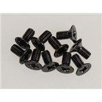 Flat Head Screw M3x6mm (4)