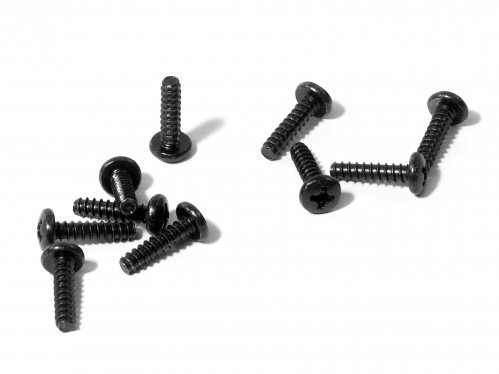 HPI Tp Binder Head Screw, M3x12mm, (10Pcs)