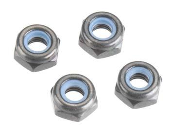 HPI Locknut M3 Thin Type (4)