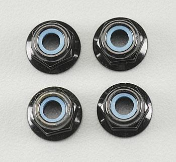 HPI Flange Locknut M4 (4)