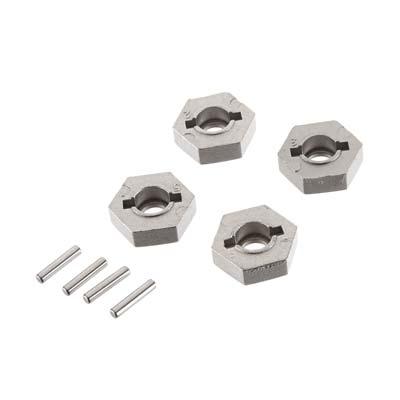 HPI Hex/Pin Set 17mm (4)