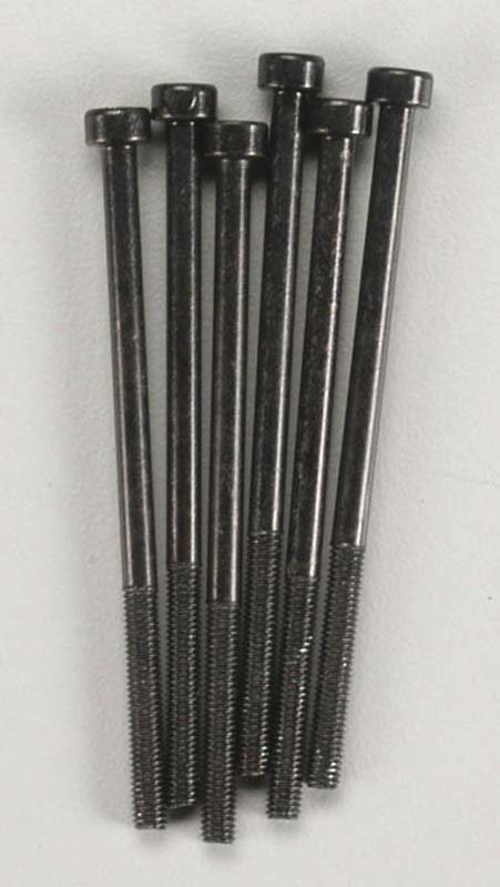 HPI Cap Head Screw M3x55mm Savage X (6)