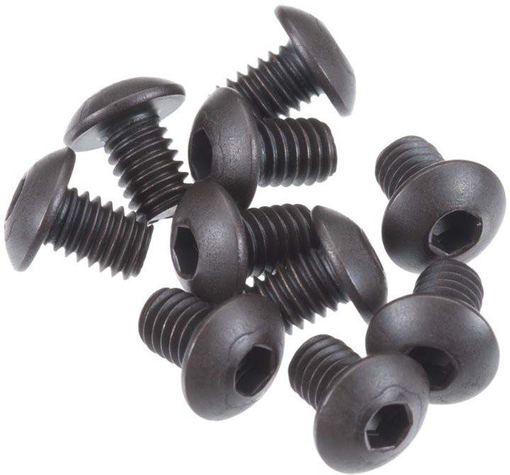 HPI Button Head Screw M4x6mm Hex Socket (10)