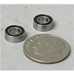 Ball Bearing 4x8x3mm ZZ