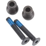 HPI Screw/Ball Front Upper Arms