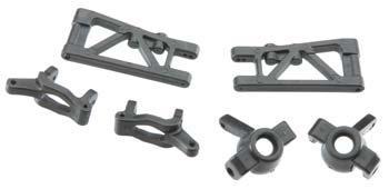 HPI Front Suspension Arm Set Recon