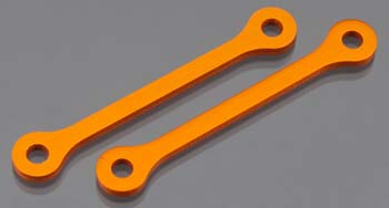 HPI Upper Arm Brace 4x54x3mm (Orange/2pcs)