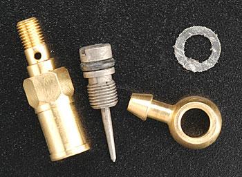 HPI Main Needle/Fuel Intake Set .21 BB