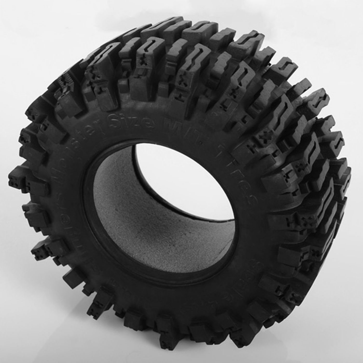 "RC 4WD Mud Slingers Monster Size 40 Series 3.8"" Tires"