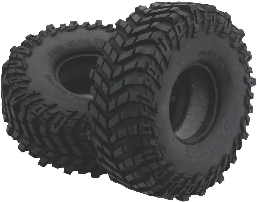 RC 4WD Mickey Thompson 1.9 Baja Claw TTC Scale Tires