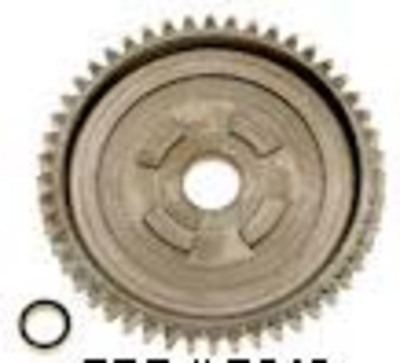 Robinson Racing Spur Gear Hard Steel 46T SVG 4.6