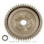 Robinson Racing Spur Gear Hard Steel 47T Sav 4.6