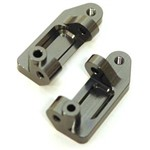 CNC Mach Alum Caster Blocks Stampede/Rustler