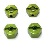 CNC Mach Alum Lock-Pin Hex Adapter Slash/Bnd