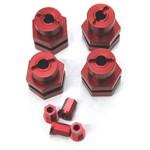CNC Mach Alum 17mm Hex Conversion Kit Slash