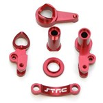 ST Racing Concepts Prec Mach Alum HD Steering Bellcrank Set Slash