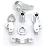 Prec Mach Alum HD Steering Bellcrank Set Slash