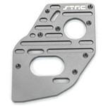 Alum Heatsink Finned Motor Plate SC10 4x4