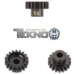 Tekno RC 4178 Pinion Gear 18T M5 (MOD1/5mm Bore/M5 Set Screw)