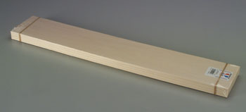 """Midwest Basswood 1/16x4x24\"""" (15)"""