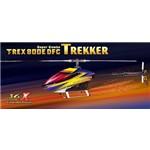 T-REX 800E DFC Flybarless Super Combo Helicopter Kit w/Motor, E