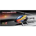 T-REX 500 PRO DFC Super Combo Helicoper Kit w/Motor, ESC, 4 Ser
