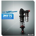Gmade 75mm XD Piggyback Shock Set (2)