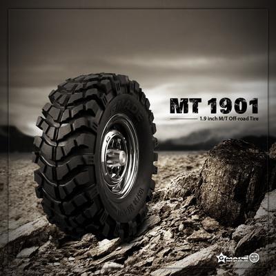 Gmade 1.9 MT 1901 Crawler Tires (2)