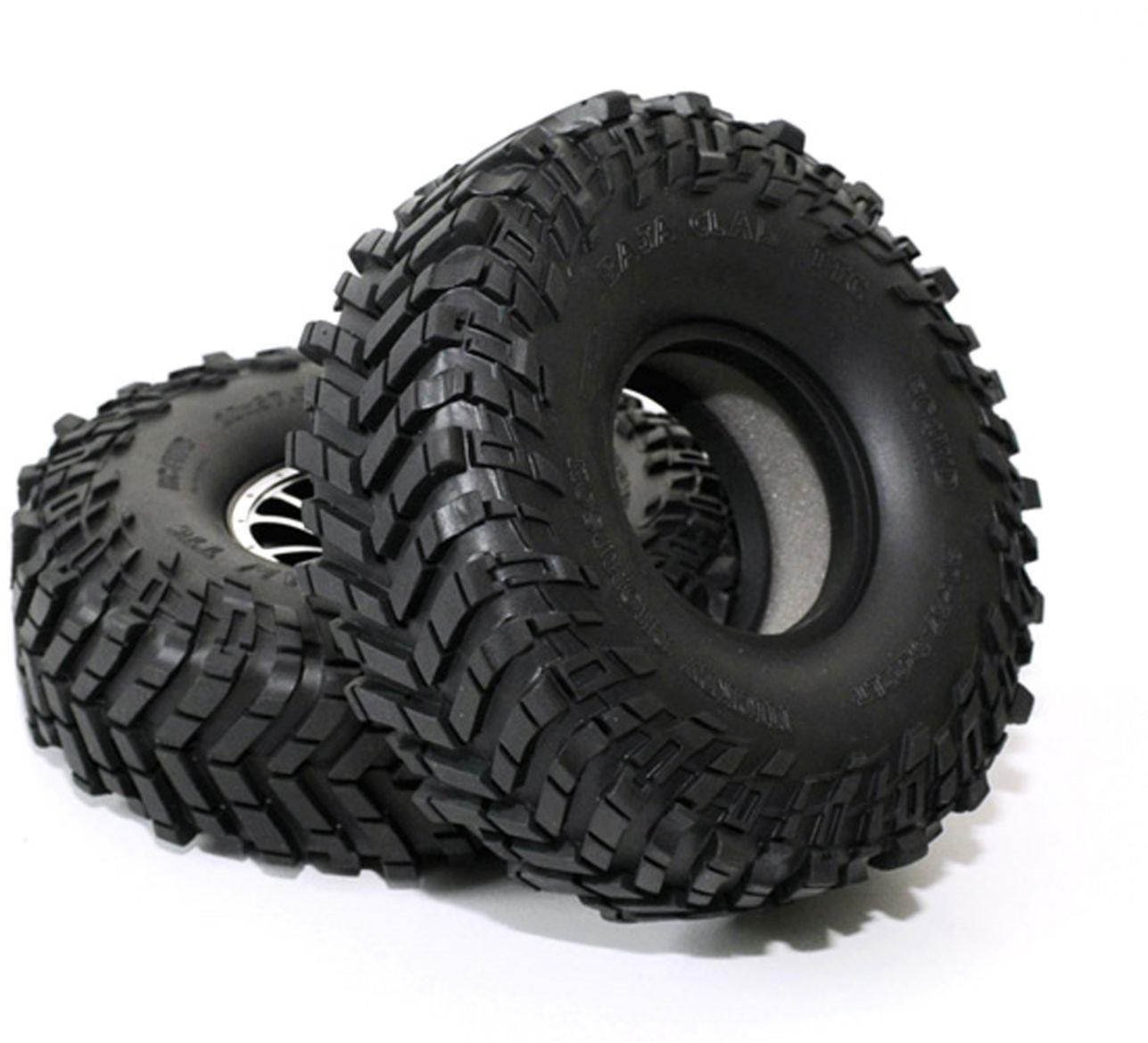RC 4WD Mickey Thompson 2.2 Baja Claw TTC Tires (pair)
