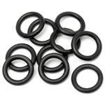 Black O-Ring, 4X1mm, (10Pcs), Baja 5B