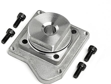 HPI Back Plate, W/ O-Rings, And Screw Set