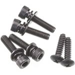 Flywheel Cover Screw Set Baja (6)