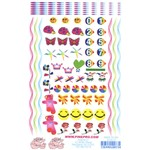 Decal Sheet Girl's