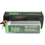 Pulse Lipo 5000mAh 22.2V 35C- Ultra Power Series