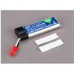 E-Flite 500mAh 1S 3.7V 25C LiPo Battery