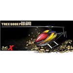 T-Rex 600E DFC 3GX Electric Helicopter Super Combo