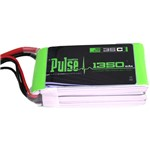 Pulse LIPO 3S 11.1V 1350mAh 35C