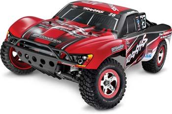 Traxxas 1/10 Nitro Slash 2WD SC RTR w/TRX 3 3