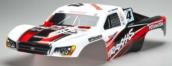 Traxxas Body Slash 4x4 Jeff Kincaid