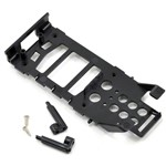 Traxxas Main Frame Battery Holder/Screws DR-1 (2)