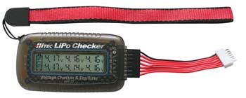 Hitec Lipo Checker & Balancer